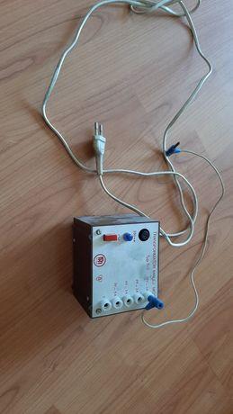 Transformator małej mocy typ Tr 1 unikat z PRL