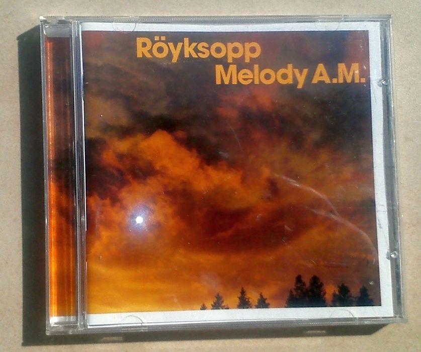 CD Royksopp melody a.m.