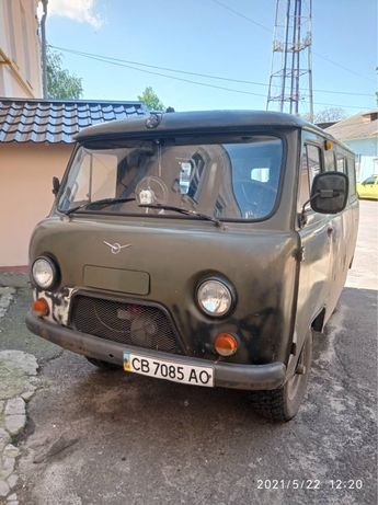 Продам авто УАЗ 452