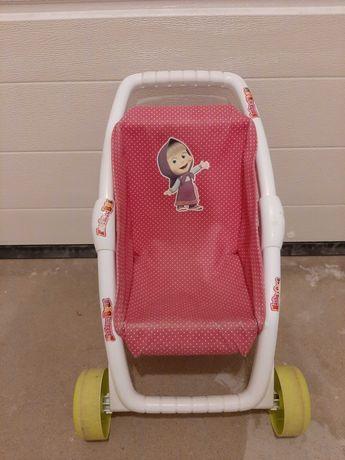 Wózek dla lalek pchacz,chodzik
