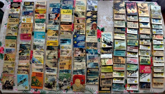 Książki kolekcja Żółty Tygrys