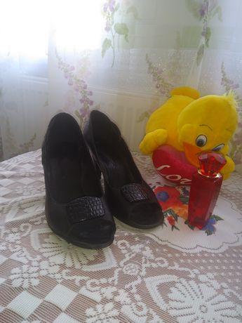 Туфли кожаные 41р