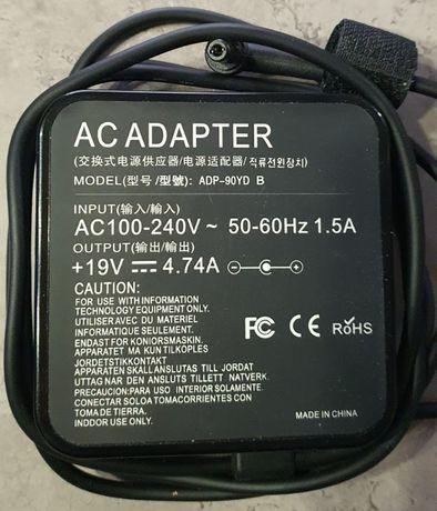 Зарядное устройство для ноутбуков/мониторов ASUS ADP-90YD 19V 4.74A5.5