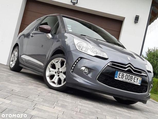 Citroën DS3 ** MEGA stan * LED * klimatronik * alcantara * PDC * Alu 17 **