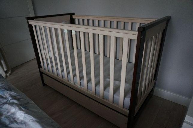 Łóżeczko niemowlęce/dzięcięce Klupś