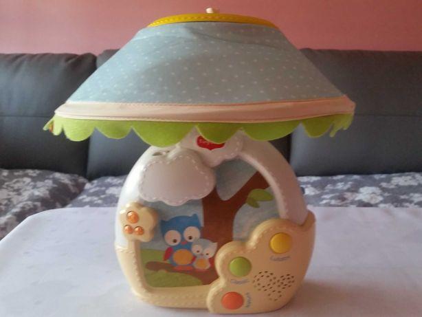 Pozytywka z lampą Projektor Tiny Love Lampa dziecięca