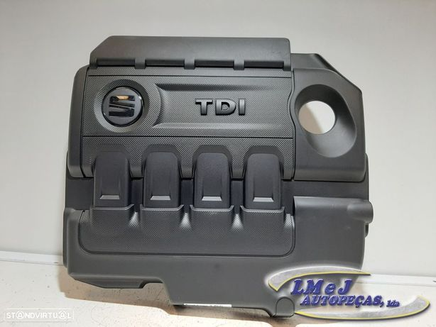 Tampa do motor Usado SEAT/LEON (5F1)/2.0 TDI   10.12 - REF. 04L103925S