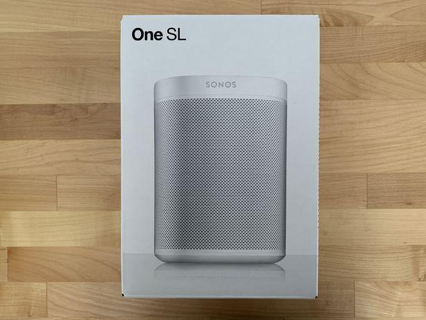 Nowy głośnik Sonos One SL