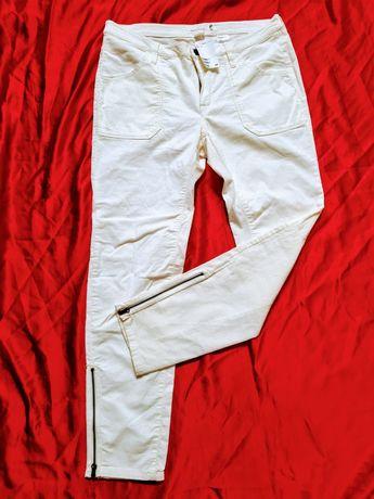 Spodnie sztruks H&M Rozmiar 46