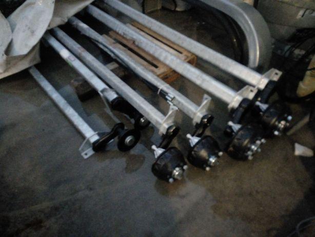 eixos,rodas,acessorios para atrelado/reboque