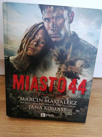 Miasto 44 - Marcin Mastalerz na podstawie filmu Jana Komasy + DVD