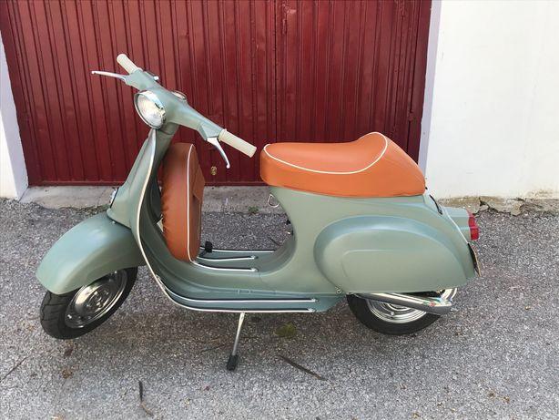 Vespa 50s de 1966