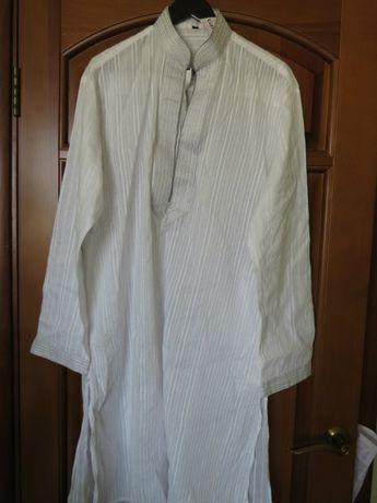 Курта индийская + брюки, 40й размер. Gangotri