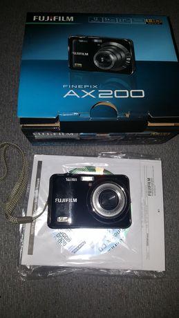 Fujifilm finepix ax200 menu pl