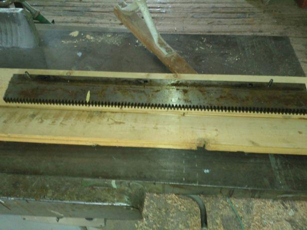 рейка зубчаста з токарного станка 850 мм довжина