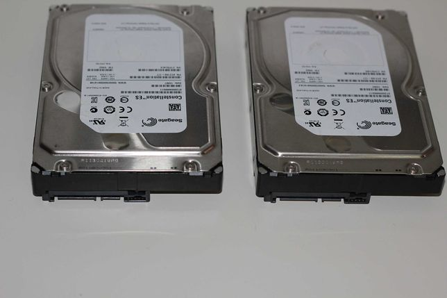 "Seagate 2TB 7200 RPM - atual EXOS - discos 2 terabytes Enterprise 3.5"""