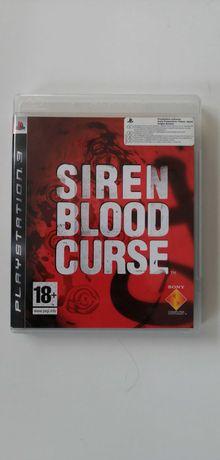 Siren Blood Curse / PS3 / Unikat / IDEAŁ ! PL