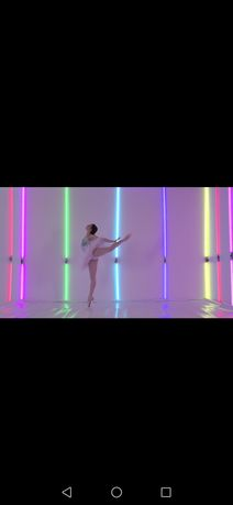 Занятия балетом, классическим танцем и растяжкой онлайн.
