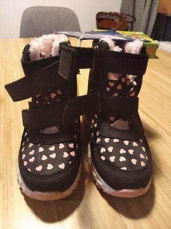 Nowe buty zimowe Lidl lupilu rozmiar 26