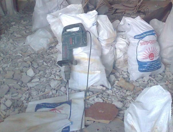 Подготовка помещений к ремонту Демонтаж Демонтажные работы