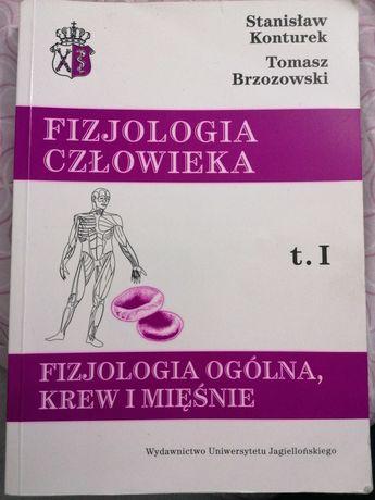 Fizjologia człowieka, Konturek Brzozowski, tom I