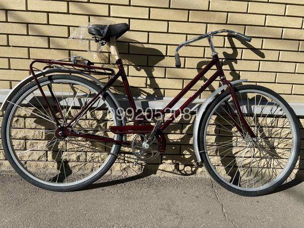 Прогулочный велосипед Аист 28 дюймов