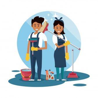 Serviço de limpeza de final/ pós obras