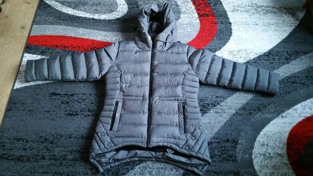 Gruba, ciepła kurtka zimowa