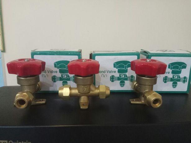 Кислородный кран СТ-D-08 1/2 HandValve