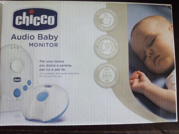 Monitor sonoro para bebé