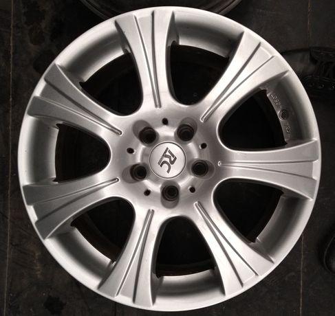 Komplet felg marki RC 18 cali,5x112,Vw,Audi.Mercedes,stan idealny