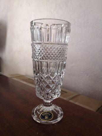 Кришталева ваза Bohemia