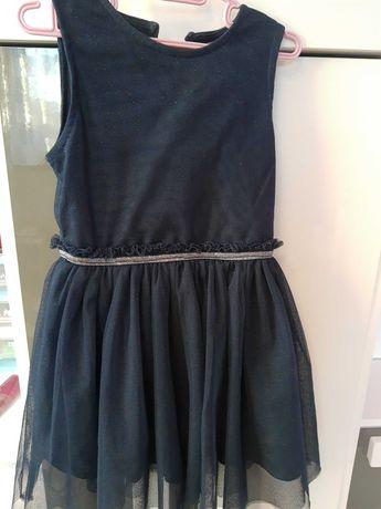 Sukienka granatowa 116
