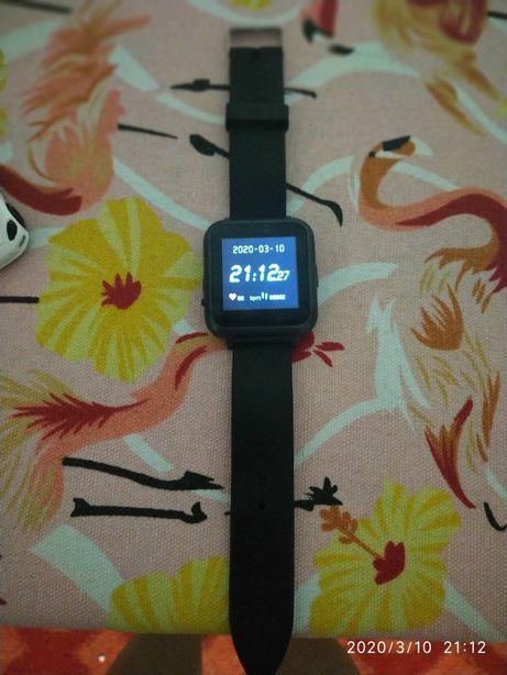 Смарт-годинник Aspiring Cross Black часы