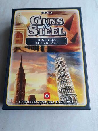 gra karciana Guns & Steel: Historia Ludzkości, Portal Games