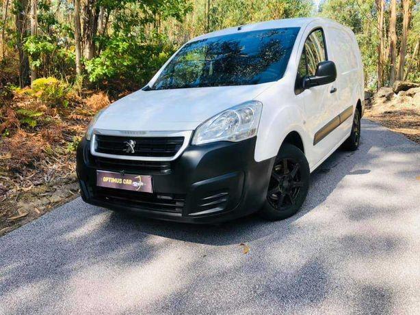 Peugeot partner  comercial 2016