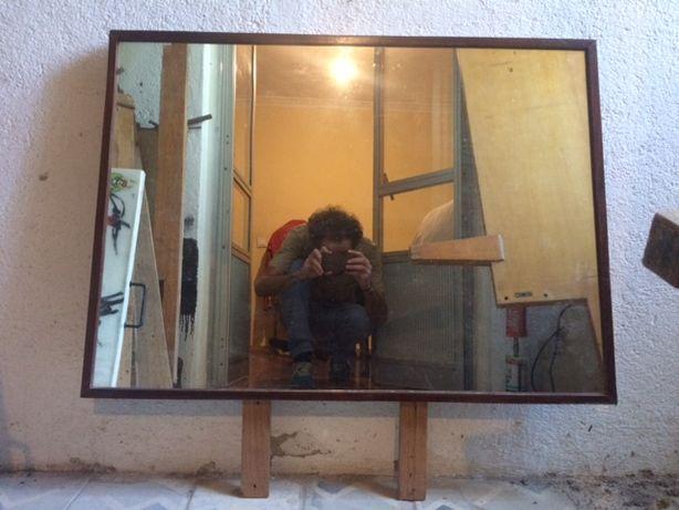 Espelho Antigo Clássico Vintage Decor