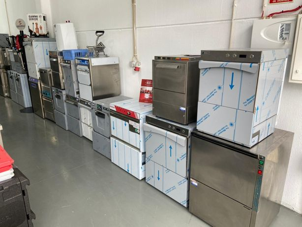 Máquinas de Lavar-Loiça e de Lavar Copos NOVAS e USADAS