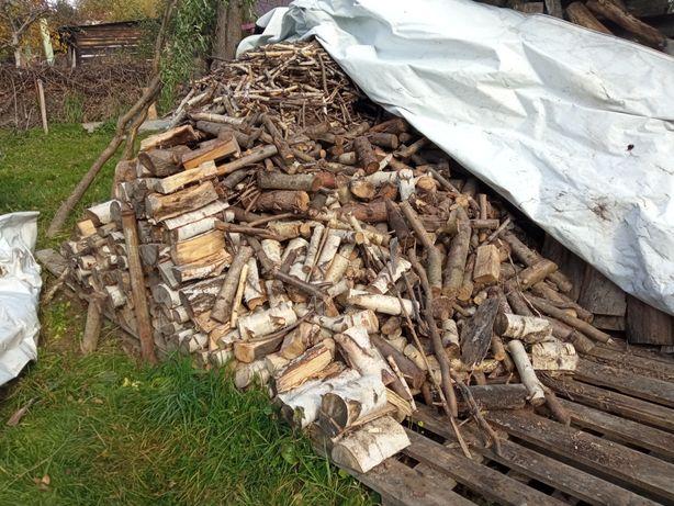 Drewno opałowe SUCHE sezonowane 2 lata. OKAZJA!