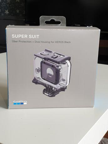 Nowe GoPro Super Suit do HERO 5, 6, 7 - etui wodoszczelne do 60 m
