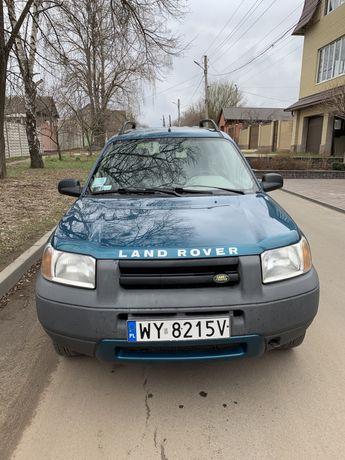 Продам Land Rover Freelander в нормальном состоянии.