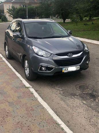 Hyundai ix35 2012(2013) 4WD AT