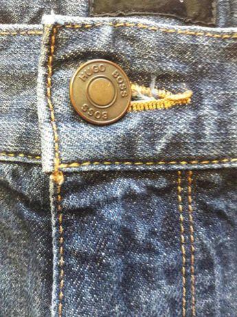 джинсы HUGO BOSS (оригинал)