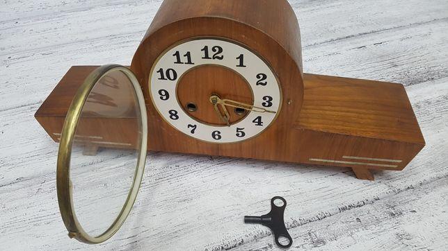Zegar kominkowy PREDOM - METRON - sprawny Typ Z 332