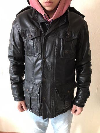 Кожаная куртка Diesel