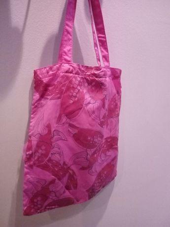 Torba różowa H&M