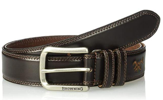 Кожаный ремень Browning