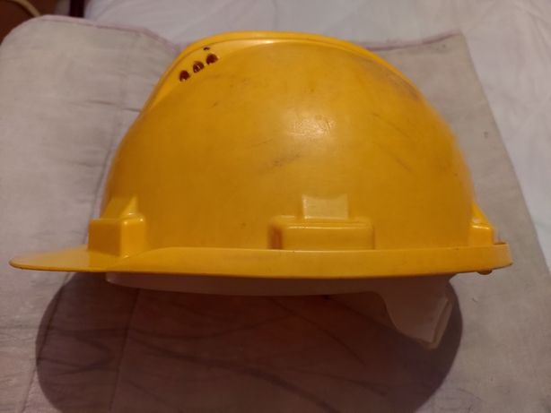 Capacete de trabalho proteção para cabeça