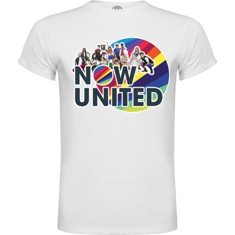 T-shirt Now United 01