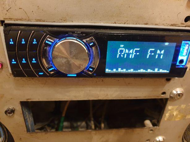 Radio biltema na usb
